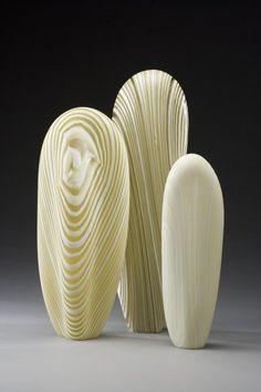 Vanilla Driftwood by Treg Silkwood and Candace Martin, AKA Silkwood Glass