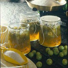 Stachelbeer-Whisky-Konfitüre Rezept | LECKER