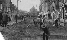 Peperstraat Leeuwarden (jaartal: 1930 tot 1940) - Foto's SERC