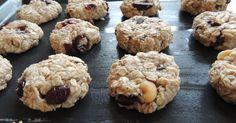 Ovsené koláčiky bez múky - RECEPTY na chudnutie