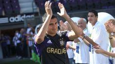 Matias Suarez legt in Argentinië de laatste hand aan zijn revalidatie na zijn knieoperatie. Binnenkort vertrekt de Anderlecht-spits naar CSKA Moskou. Het Laatste Nieuws bezocht Suarez in Argentinië voor een uitgebreid interview.
