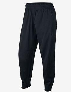 NIKE MEN'S 3XL JORDAN FLIGHT OUTDOOR BASKETBALL PANTS BLACK 688527-010 XXXL #Jordan #Pants