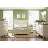 Found it at Wayfair - Ocean Isle Panel Bedroom Collection