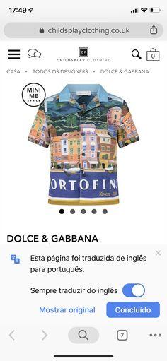 Dolce E Gabbana, Kids Fashion Boy, Mini, Boys, Shopping, Style, The Originals, Baby Boys, Swag