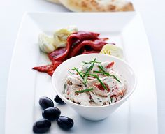 Light & Creamy Sundried Tomato Dip - Everyday Delicious Kitchen