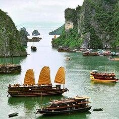 10 Cheapest Travel Destinations in 2013 | Reader's Digest~ Southeast Asia- Thailand, Laos, Vietnam, Malaysia, Singapore