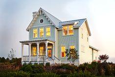 Cassatt Row Cottage, Bay Creek beach style exterior