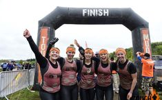 How tough is the tough mudder?