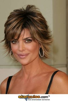 Lisa Rinna always love her hair!!!