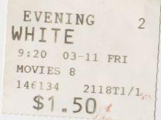 White Oleander (3/11/2003)