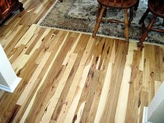 1000 Images About Hickory Floors On Pinterest Hickory