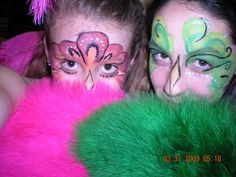"Bird girls from ""Seussical"""