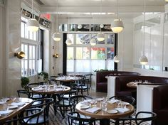 Roman and Williams - The Standard Grill 56