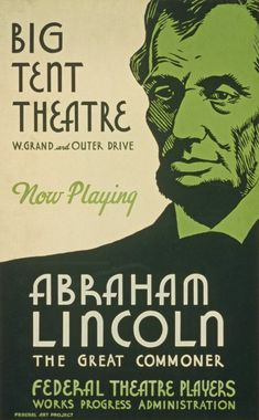 abraham lincoln vintage posters - Google Search
