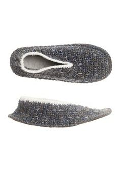 CROCHET SLIPPER / TOAST