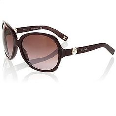 Chanel Pearl Sunglasses. Present for me when I graduate nursing school?!!??