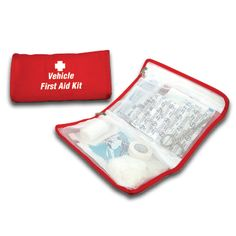 Vehicle First Aid Kit - a must for every car!
