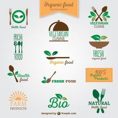 The Top 6 Health Benefits Of Organic Food Food Truck Design, Food Design, Menu Restaurant, Bio Food, Benefits Of Organic Food, Food Backgrounds, Green Logo, Health Logo, Menu Cards