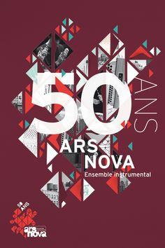 Atelier Beau-Voir / Ars Nova 2012-2013  Poster