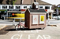 pop-up mobile townsquare