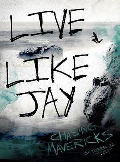 "Jay Moriarty ""Chasing Mavericks"""