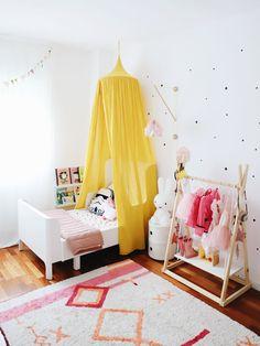 Doseles para alegrar un dormitorio infantil