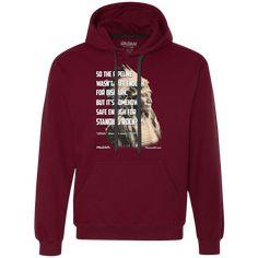 NoDAPL Heavyweight Pullover Fleece Unisex Sweatshirt  #nodapl #nodaplprotest #siouxnation #siouxtribe #pipelineprotest #dapl #standingrocksioux #StandWithStandingRock #WaterIsLife #NoDAPLShirt #NoDAPLArt