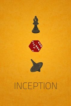 Inception Totems iPhone Wallpaper