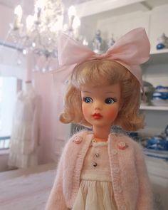 Vintage Tammy doll.