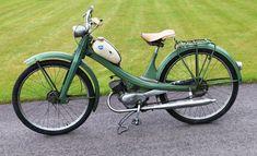 NSU - Quickly N - 1953