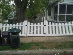 Horizontal Composite Fencing | Decks | Home & Gardens Geek