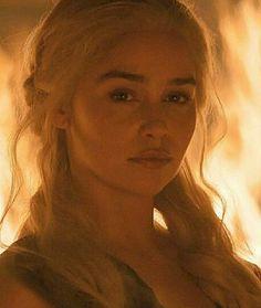 Daenerys Targaryen a Não Queimada