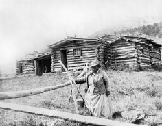 Millie Ringold was one of the first to arrive in the mining town of Yogo, Montana, and one of the last to leave. Born a slave, Ringold spent her first years in the west working as a laundress and army nurse at Fort Benton. She traveled to Yogo in 1878 or 1879.