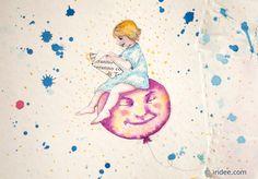 bambina che legge - Lisa Massei