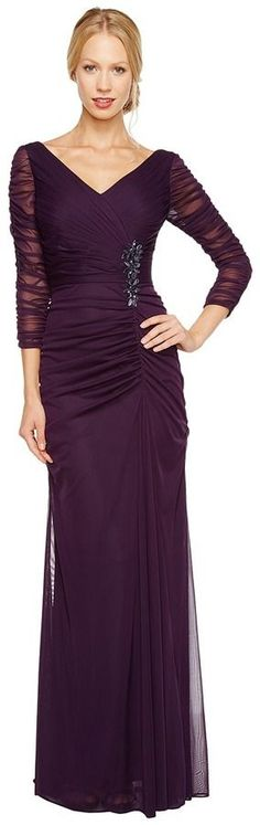 Adrianna Papell Size Guide Be the belle of the ball in this striking ...
