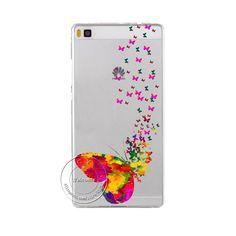 Cute Minions, Ca,t Mickey & Minnie, Kiss Hard Plastic Case Cover For Huawei Ascend P6 P7 P8 P8 Lite Mini P9 P9 Lite