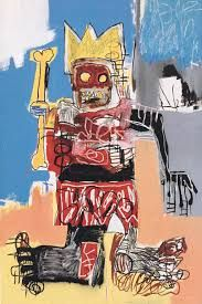 Untitled (Yellow Bone King) by Jean-Michel Basquiat on Widewalls. Browse more artworks by Jean-Michel Basquiat and auction records with prices and details of each sale! Jean Basquiat, Jean Michel Basquiat Art, Pop Art, Keith Haring, Basquiat Paintings, Basquiat Artist, Basquiat Tattoo, Illustration Arte, Fondation Louis Vuitton