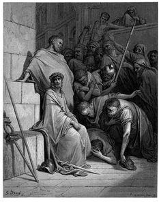 49. Christ Mocked (Gustave Doré)
