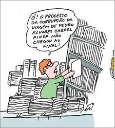 A Lentidão da Justiça brasileira...