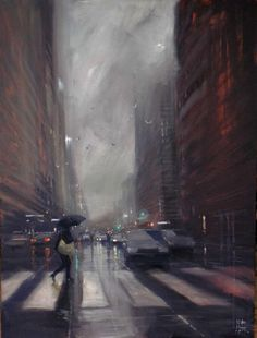 Mike Barr PIRIE STREET CROSSING
