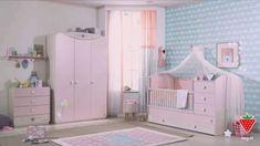 "8b0744e1ae9 Παιδικά Δωμάτια ΑΦΟΙ ΜΑΤΙΑΔΗ on Instagram: ""Baby Girl - Ένα υπέροχο βρεφικό  δωμάτιο σε απαλές ροζ αποχρώσεις, το πρώτο σας δωμάτιο θα είναι μοναδικό,  ..."