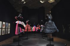 Art into Fashion: Roberto Capucci by visitphilly.com, via Flickr