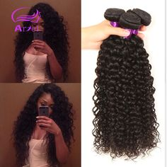 Cheap waves volume, Buy Quality hair gold directly from China wave fit Suppliers:  7A Brazilian Curly Virgin Hair With Closure 3pc/Lot Ariel Hair With Closure 100g Cheap Human Hair Brazilian Curly With