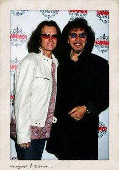 Tony & Glenn