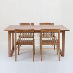 Mesa groove mesas de comedor pinterest mesas and room for O kitchen mira mesa