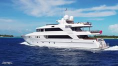 Richmond 142 Trideck Motoryacht [Yacht Tour]