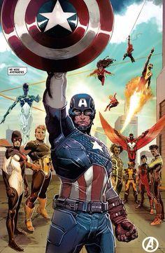 5 Erros e 5 acertos da nova fase da Marvel nos quadrinhos!