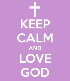 Love God!!