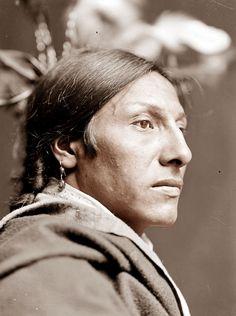 インディアン(ネイティブ・アメリカン)の貴重なカラー化写真 (28)