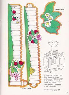 Strawberry Shortcake's Toy Book - 8